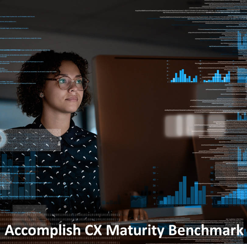 Accomplish CX Maturity Benchmark_square