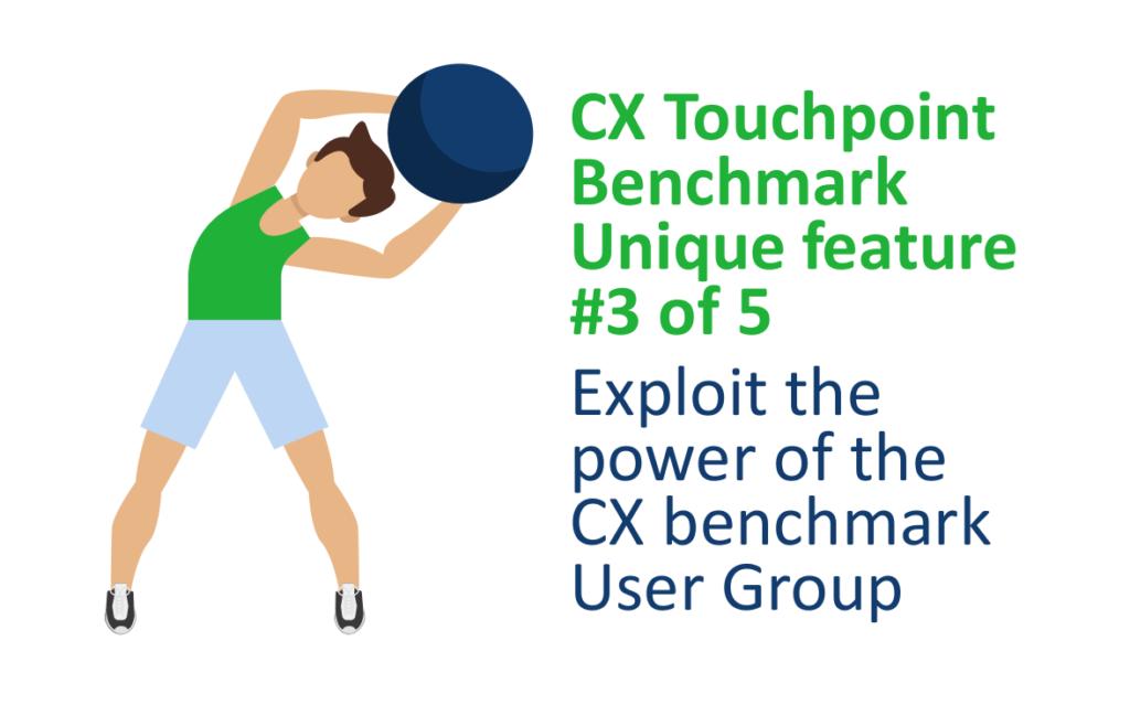 CX benchmark User Group